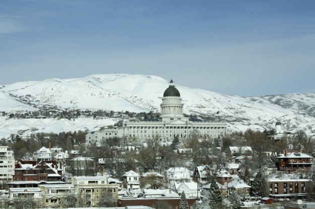 Salt Lake City Hall