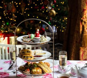 tea under the tree - photo credit crown & crumpet